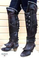 AC III - Aveline boots by RBF-productions-NL