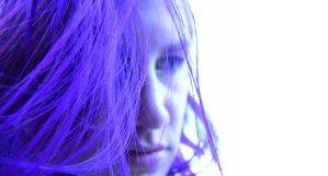 Ultraviolet Hair by littlehippy