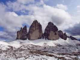 Tre cime di Lavaredo by led89