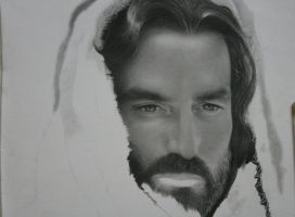 WIP of christ by vipinraphel