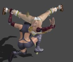 XNALARA submission holds by llxiang