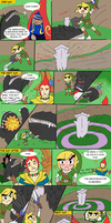 Skyward Sword - The Imprisoned by kelleyko