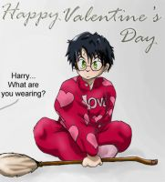 Happy Belated Valentine's Day by inkscripter