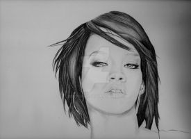 Rihanna 2 by michimao