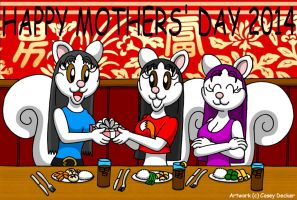 Happy Mothers' Day 2014 by CaseyDecker