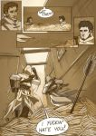 Running away - page 6 by Alassa