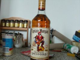 Captain Morgan by The-Real-Shaydee