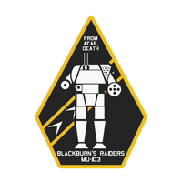 Blackburn's Raiders Heavy Insignia by Viereth