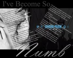 Linkin Park- Numb by ladystephi