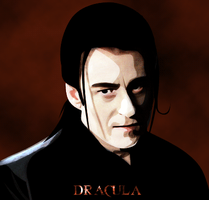 Vectorized Dracula by Anukk