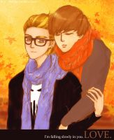 Kray- Warm Winter by miyala0401
