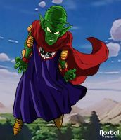 Dragonball Piccolo Daimao old by Nostal