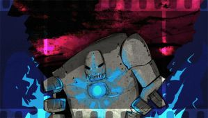 ironman the animated series by Xero-Tau
