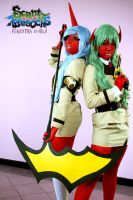 Scanty and Kneesocks 2 by Fenestra-Works