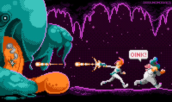 Octobit - Day 20! by bbrunomoraes