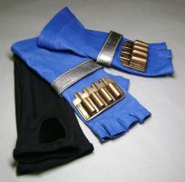 Lightning Gloves by gstqfashions
