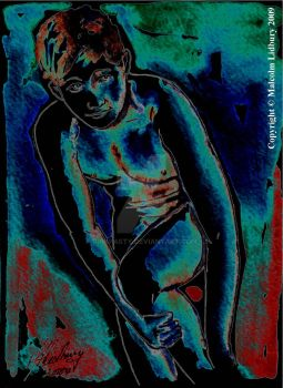 Male Nude:12 by Pinkpasty