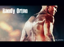Randy-Orton by lady-pokerface