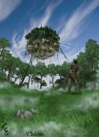 The Flying Island by Lythilien