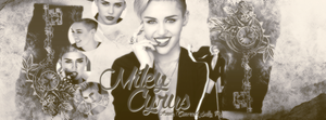 Miley Cyrus Cover by annaemerald