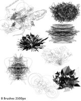 Alchemy Brushes by StarwaltDesign