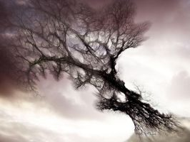 Mystical Tree by Sya