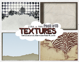 Textures Pack #13 by Bellacrix