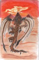 Extus Master of the Sands by GhostDragonSpirit