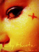 Lily Hunter Book Cover by Aajewel560
