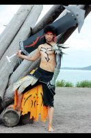 Jecht Cosplay 11 by Elffi