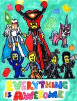 Everything Is Awesome by SonicClone