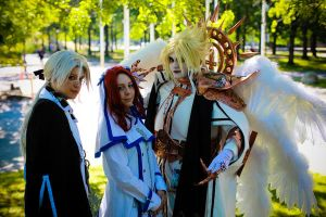Trinity Blood by Valdrein