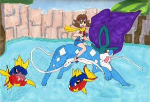 Watch Out Suicune by Itachislilgirl