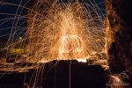 Wire Wool Experiment 6 by Psycho-pete
