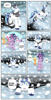 Alternate story reference: Crystal Empire - Pg 5 by bossboi