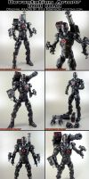 Devastation Armor Iron Man by KyleRobinsonCustoms
