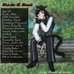 Charlie for Gaia online by The-Clockwork-Crow