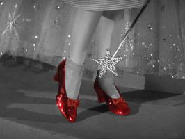 Ruby Red Slippers by EndlesslyFalling