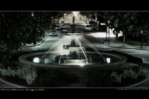 Augusta Fountain by thesuper
