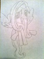 Another Fluttershy by sqarishoctagon