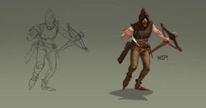 Henchman WIP by Creative-Games