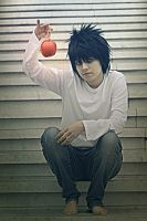 L Death Note 'Black Out' by Hirako-f-w