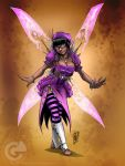 Steampunk Faerie by GarthFT