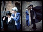 The Count and the Butler by Des-Henkers-Braut
