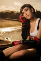 Tifa Lockhart FFVII by ShockDelivered