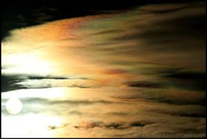 Sunset Iridescence by FramedByNature
