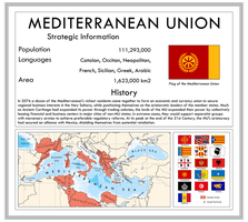 The Mediterranean Union by YNot1989