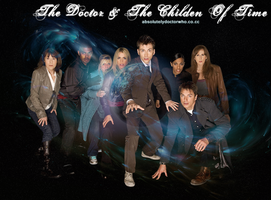 The Doctor and ChildrenOfTime by feel-inspired