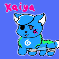 Kaiya - Fan Art by aqua19858