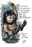 For Maurice Sendak by ebjeebies